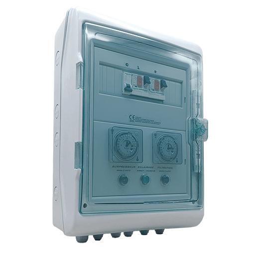 Coffret NFPHD filtration